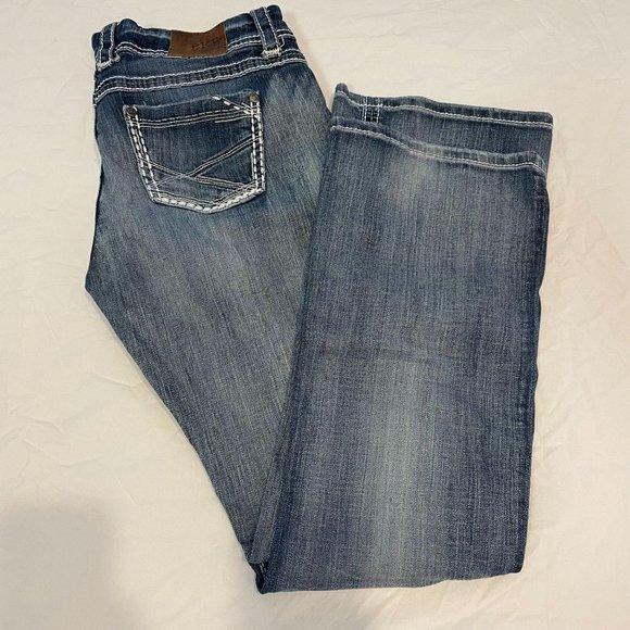 BKE denim culture Bootcut Jeans 31R